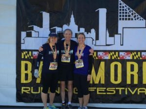 Baltimore medals - 2